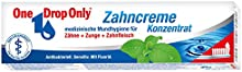 One Drop Only Zahncreme Konzentrat 4er Pack (4x 25ml)