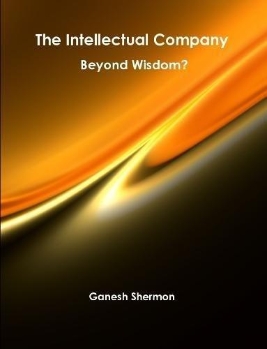 Download The Intellectual Company - Beyond Wisdom pdf epub