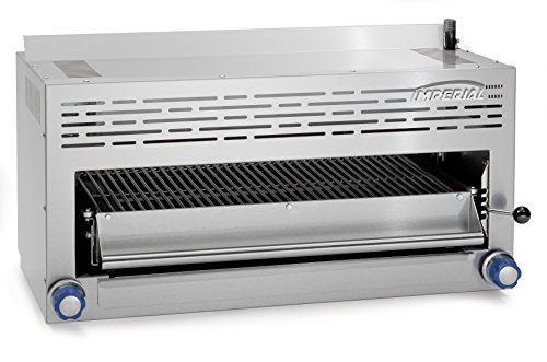 Imperial ISB-36 Restaurant Series Range Match Gas Salamander Broiler 36