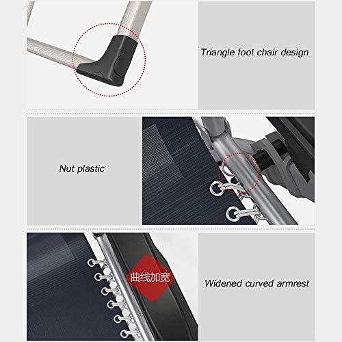 XINTONGSPP 0-170 Degree Adjustable Garden Recliner, Folding Recliner, Multifunctional Folding Recliner Garden Chair/Indoor Portable Recliner