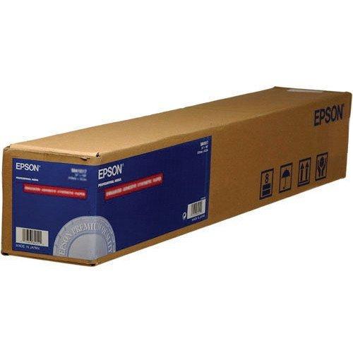 180 g//m2 1 pc Epson Doubleweight Matte Paper Papier mat /à fort grammage Rouleau A1 61,0 cm x 25 m S041385