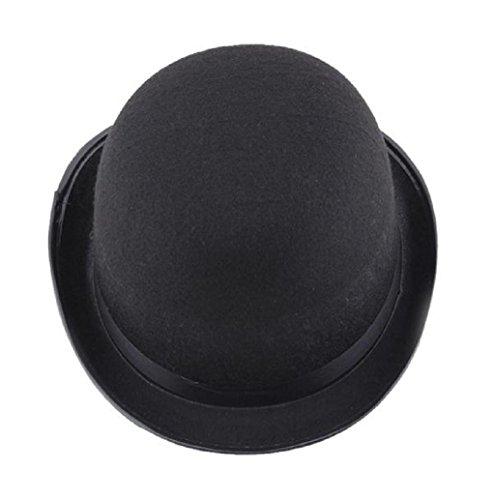 [Halloween Hat Mallcat Halloween Carnival Hat Cowboy Hat (A)] (Adult Colonial Tricorn Hat)