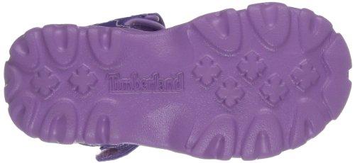 Timberland SPLSHTWNCLSDTOESNDPR PURPLE C7872R - Sandalias para Rojo (Rot (Purple))