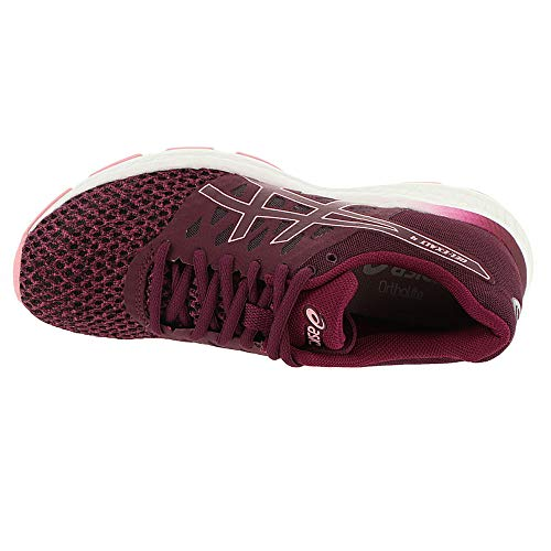 Exalt Asics Medios Talla Cordon Port Royal Gel Zapatos rose Mujeres amp; Correr Para Bajos 4 SqYwEFrxY