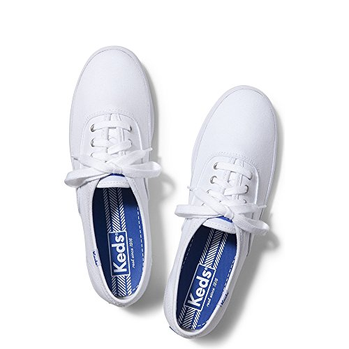 Women's Keds 'Champion' Canvas Sneaker White Size 12 W