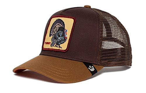 Goorin Bros. Trucker Cap Turkey/Truthahn Brown - One-Size