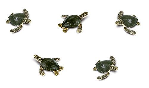 Safari Set of 12 Mini Sea Turtles
