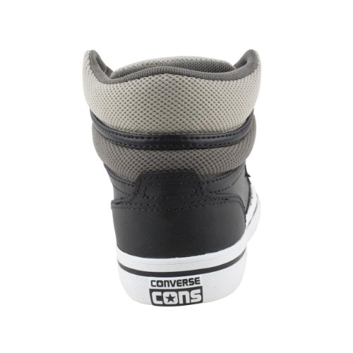 5744f30ea161b2 Boy Junior Converse Pro Blaze Black - Grey Leisure Trainers Size 5   Amazon.co.uk  Shoes   Bags