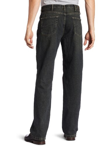 Lee Men's Premium Select Relaxed Fit Straight Leg Jean, Sanded Bronze, 38W x 34L by LEE (Image #2)