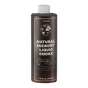 TSM Natural Hickory Liquid Smoke, 16 oz.