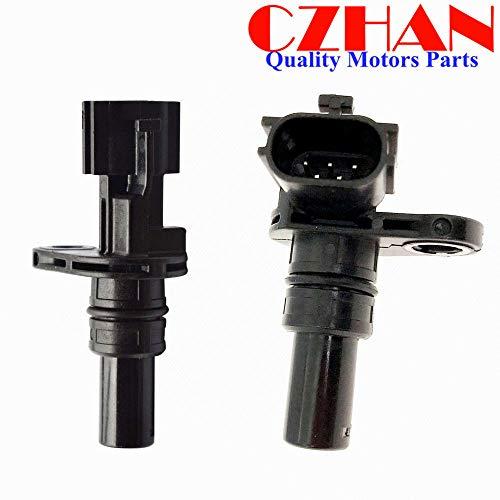 CZHAN 31935-1XF0C, 31935-1XF0D,31935-1XF00,31935-1XF01 Transmission Speed Sensor for Nissan Altima Murano Rogue Juke Cube NV Pathfinder - Transmission Nv