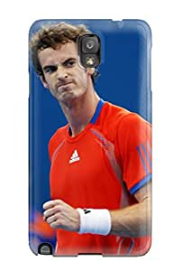 1406700K95713760 New Style AnnaSanders Hard Case Cover For Galaxy Note 3- Andy Murray