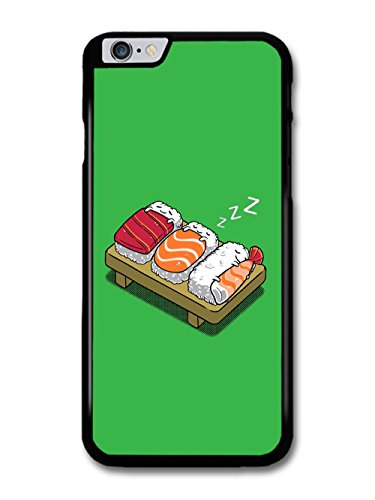 Sushi Sleeping ZZZ Funny Illustration coque pour iPhone 6 Plus 6S Plus