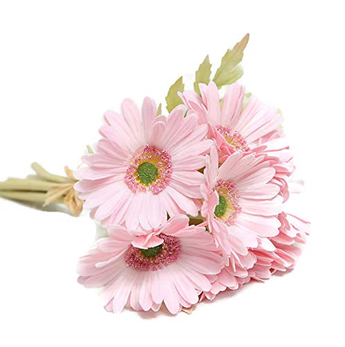 Meide-Group-USA-20-Tall-Real-Touch-Latex-Gerbera-Daisy-Artificial-Flowers-for-Home-Decor-Weddings-Improved-Version-5-pcs