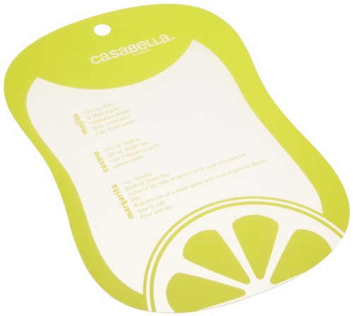 Casabella Silicone Bar Cutting Board