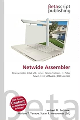 Netwide Assembler - Livros na Amazon Brasil- 9786130573997