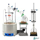 USA Lab Equipment 5000mL / 5L Short Path Distillation Kit