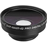 Pearstone DVP-WA07-43 0.7x Wide Angle Lens Attachment