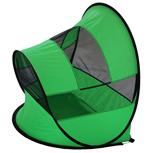 Modern Curved Collapsible Outdoor Pet Tent 41HAsOsiX4L