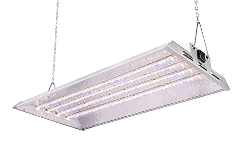 (Durolux DLED824VG 80W LED Grow Light - Over 50% EnergySaving! (2x1 Foot | 50W, Red White Blue | Veg & General Growing))