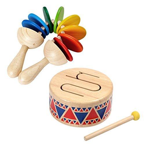 Buy plantoys plan preschool clatter music