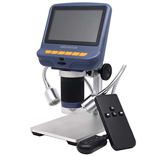 Andonstar AD106S Digital Microscope for Circuit Board Repair Soldering ()