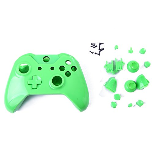 HDE-Xbox-One-Controller-Glossy-Shell-Custom-Case-Wireless-Gaming-Replacement-Cover-Kit