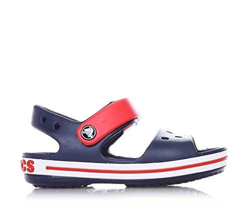 Unisex Kids Sandal Navy Crocs Sandalias Crocband Niños red wOSqz1