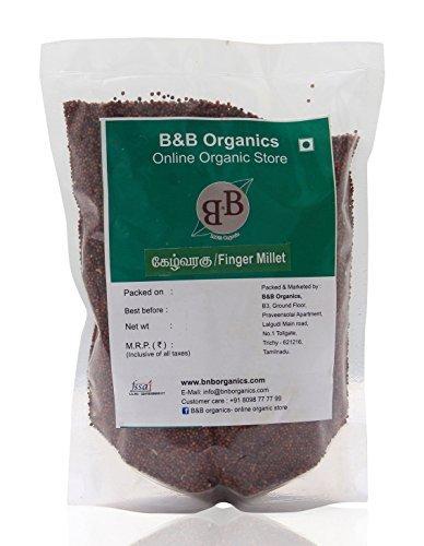 B&B Organics Finger Millet, 2 kg