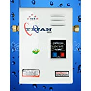 SCR2 N-85 Electric Titan Tankless Water Heater, 8.5 KW, 220V/240V, 38 AMP