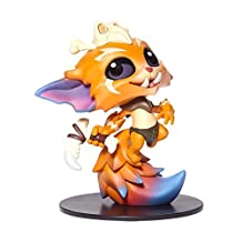 Official Genuine LEAGUE OF LEGENDS LOL GNAR Toy Tabletop Figure Doll
