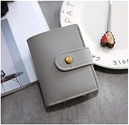 cdc6fb5caef Matte Leather Small Women Wallet Luxury Brand Famous Mini Womens ...