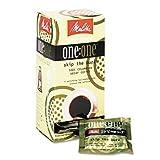 Melitta 75413 Coffee Pods, Breakfast Blend Decaf, 18 Pods/Box
