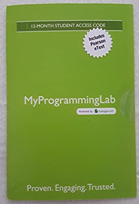 MyLab Programming with Pearson eText -- Standalone Access Card -- for C How to Program