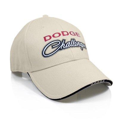 Dodge Challenger Tan Color Baseball Hat