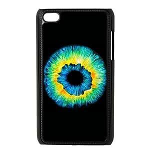iPod Touch 4 Case Black Eye EUA15989516 Phone Cases Clear Custom