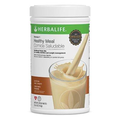 Herbalife Formula 1 Shake- Pralines and Cream 750g