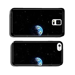 Views of Earth from the moon surface cell phone cover case iPhone6