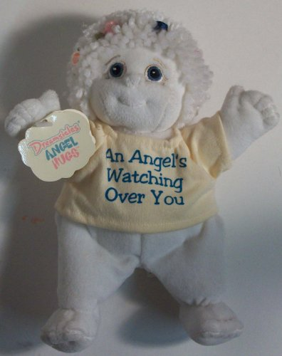 Dreamsicles Plush Angel Hugs An Angel Is Watching Over You #8087