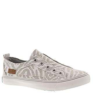 Blowfish Play Off-White Zebra Print Linen 9