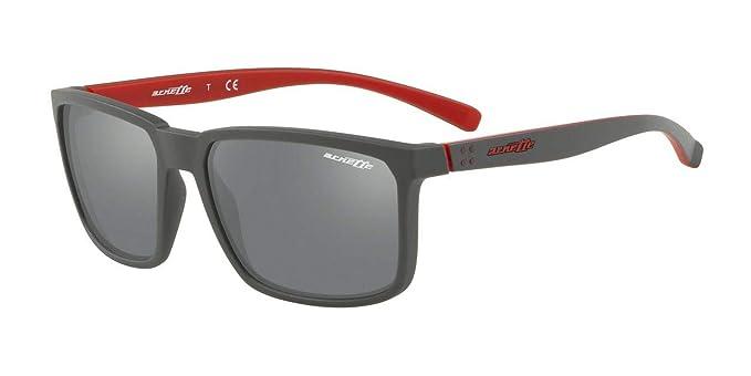 Arnette 0AN4251 Gafas de sol, Matte Grey, 58 para Hombre ...