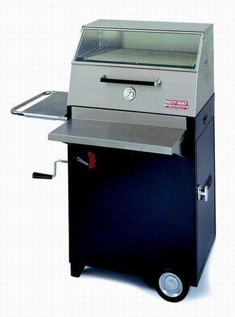 Hasty-Bake 83 Continental Dual Finish Charcoal Grill