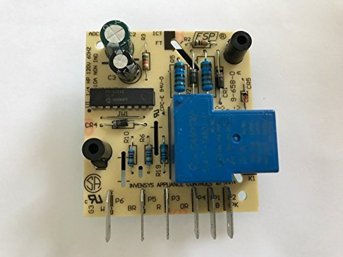 Price comparison product image NEW 4388931 ADC8931 Defrost Control Board for Whirlpool Kenmore 2303825 2188160 2169268 - 2 YEAR WARRANTY