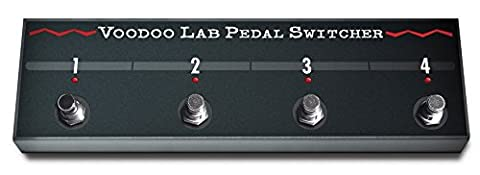 Voodoo Lab Pedal Switcher - Voodoo Labs Cables