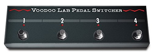Voodoo Lab PEDALSWITCHER Pedal Switcher