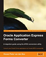 Oracle Application Express Forms Converter Front Cover