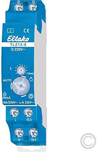 Eltako TLZ12-8E-230V+UC - Minutero de escalera 230 V+UC: Amazon.es: Bricolaje y herramientas