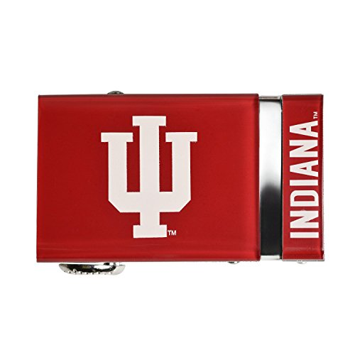 - Mission Belt Indiana Hoosiers 40mm Buckle