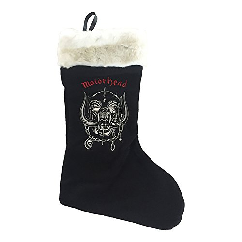 Motorhead Christmas - Motorhead Warpig England Logo Limited Edition Christmas Stocking