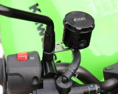 GSG Bremsfl/üssigkeitsbeh/älter silber eloxiert Vorne Kawasaki Z 750 ZR750L 07 ABE